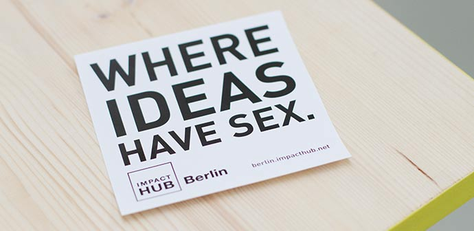 Where ideas have sex