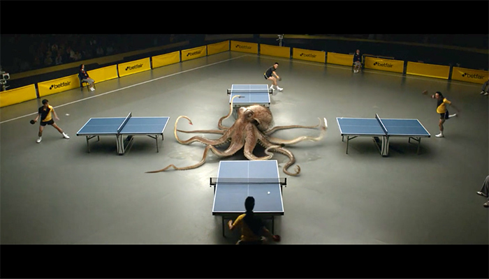 The Multi-Limbed Art Of Advertising Vfx [The Graphic Masters Series] (Desktop)