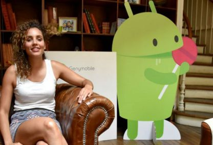Genymobile, la start-up française qui épate même Google (Tiled)