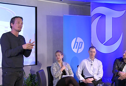 HP Device as a Service, the office of the future and changes in IT – the experts have their say (Tiled)