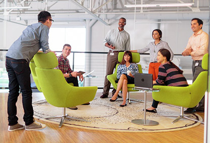 The secret to a productive office? Happiness (Tiled)