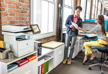 Which HP printer is right for your business? (Tiled)