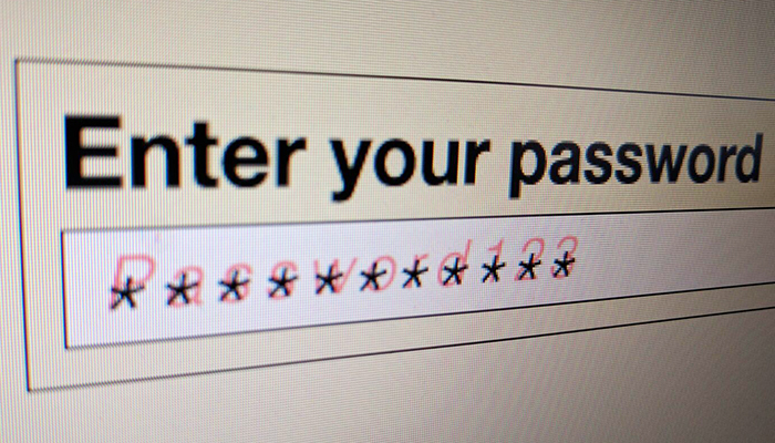The 12 passwords hackers love (Desktop)