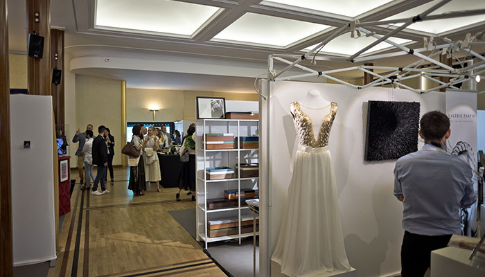 robe salon du luxe