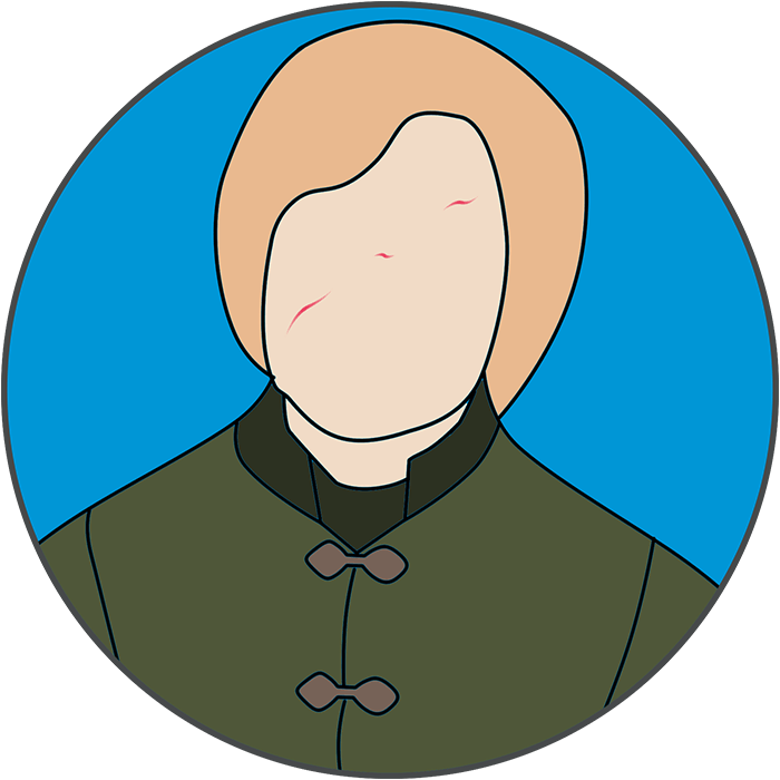 Tyrion Lannister silhouette
