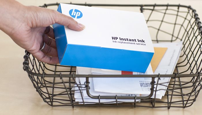 Instant Ink HP