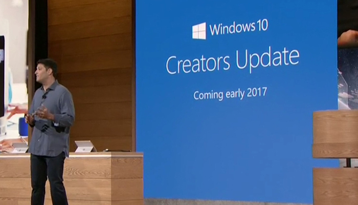 Windows 10 Creators Update, primer vistazo (Desktop)
