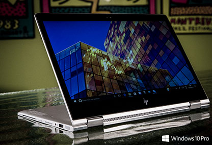 HP EliteBook x360 : autopsie de la perfection (Tiled)