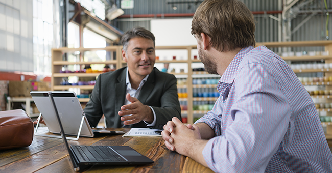 Calling all CFOs: 5 benefits of DaaS you need to know (Desktop)