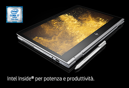 Scoprite HP Elite: i dispositivi con la sicurezza integrata (Tiled)