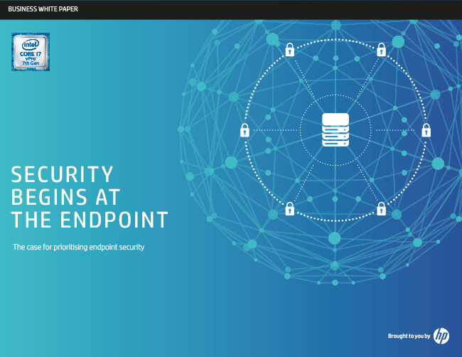 The case for prioritising endpoint security (Desktop)